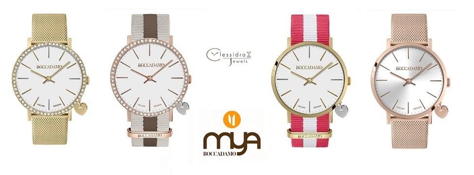 orologi mya boccadamo donna collezione autunno inverno 2016