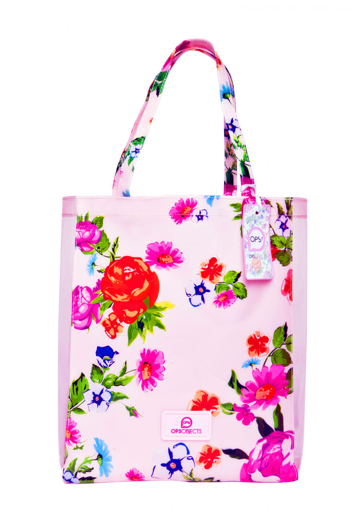 Borsa ops-flower-rosa-Clessidra Jewels