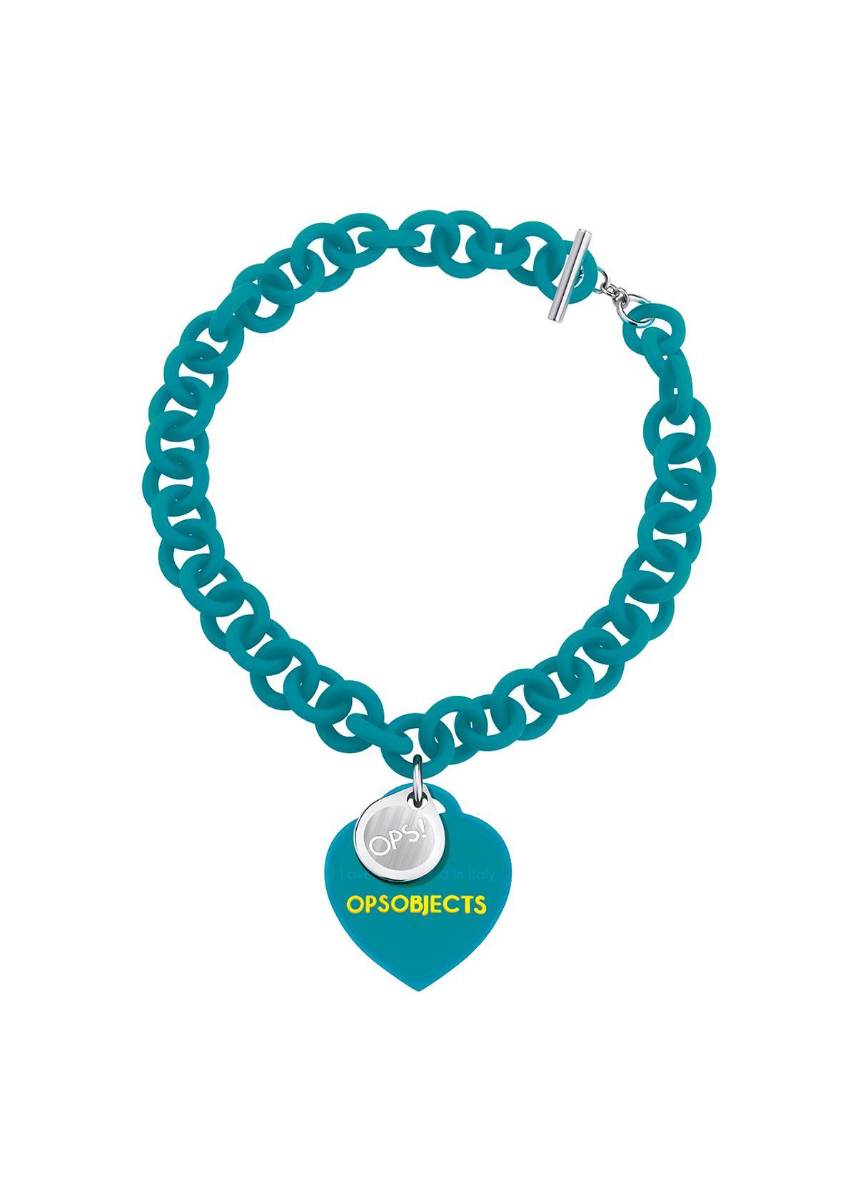 Bracciale ops cherie-verde petrolio-Clessidra Jewels
