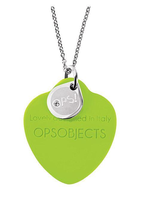 Collana ops beat-verde-Clessidra Jewels