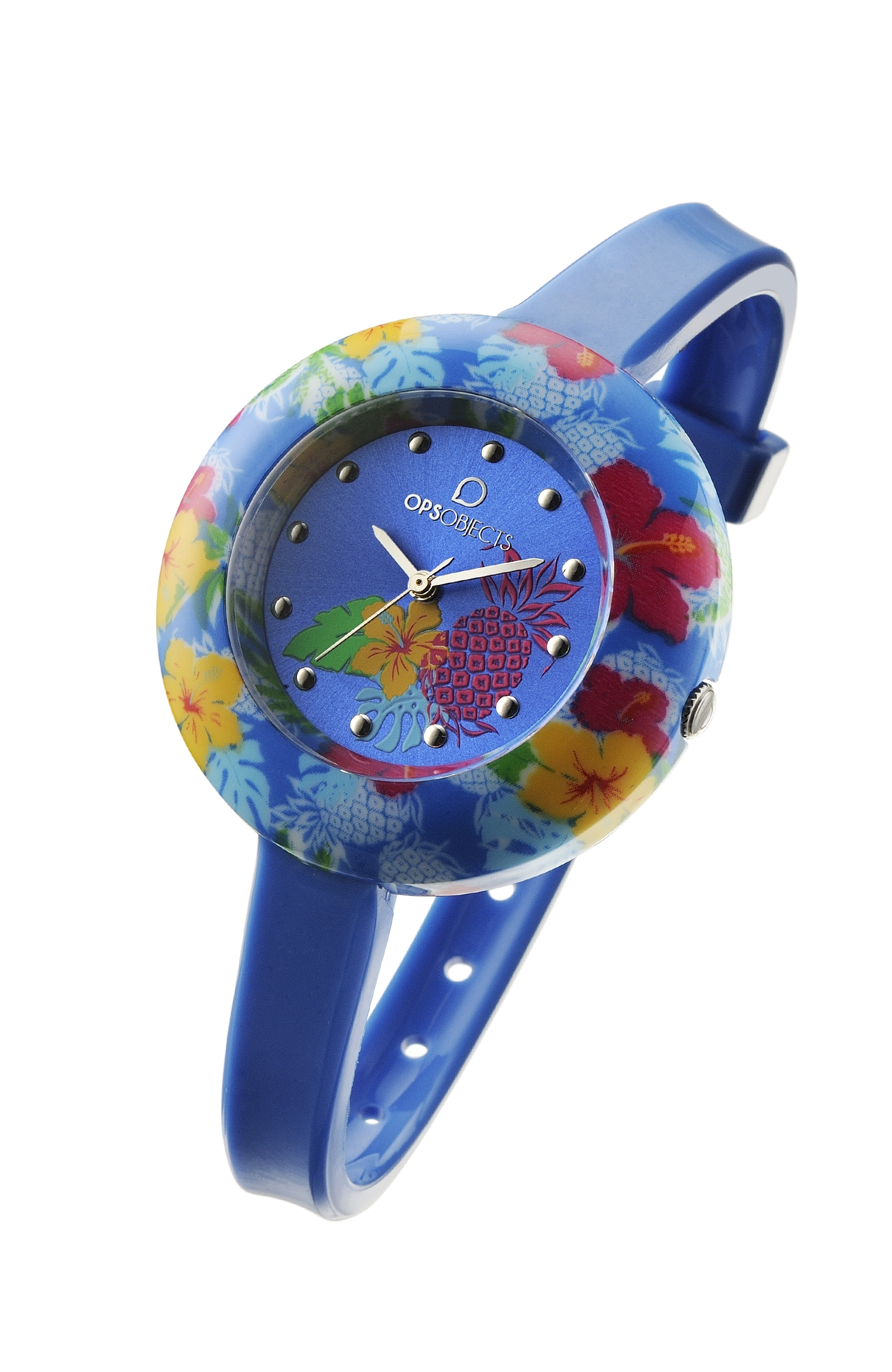 Orologio ops-tropical blu-Clessidra Jewels