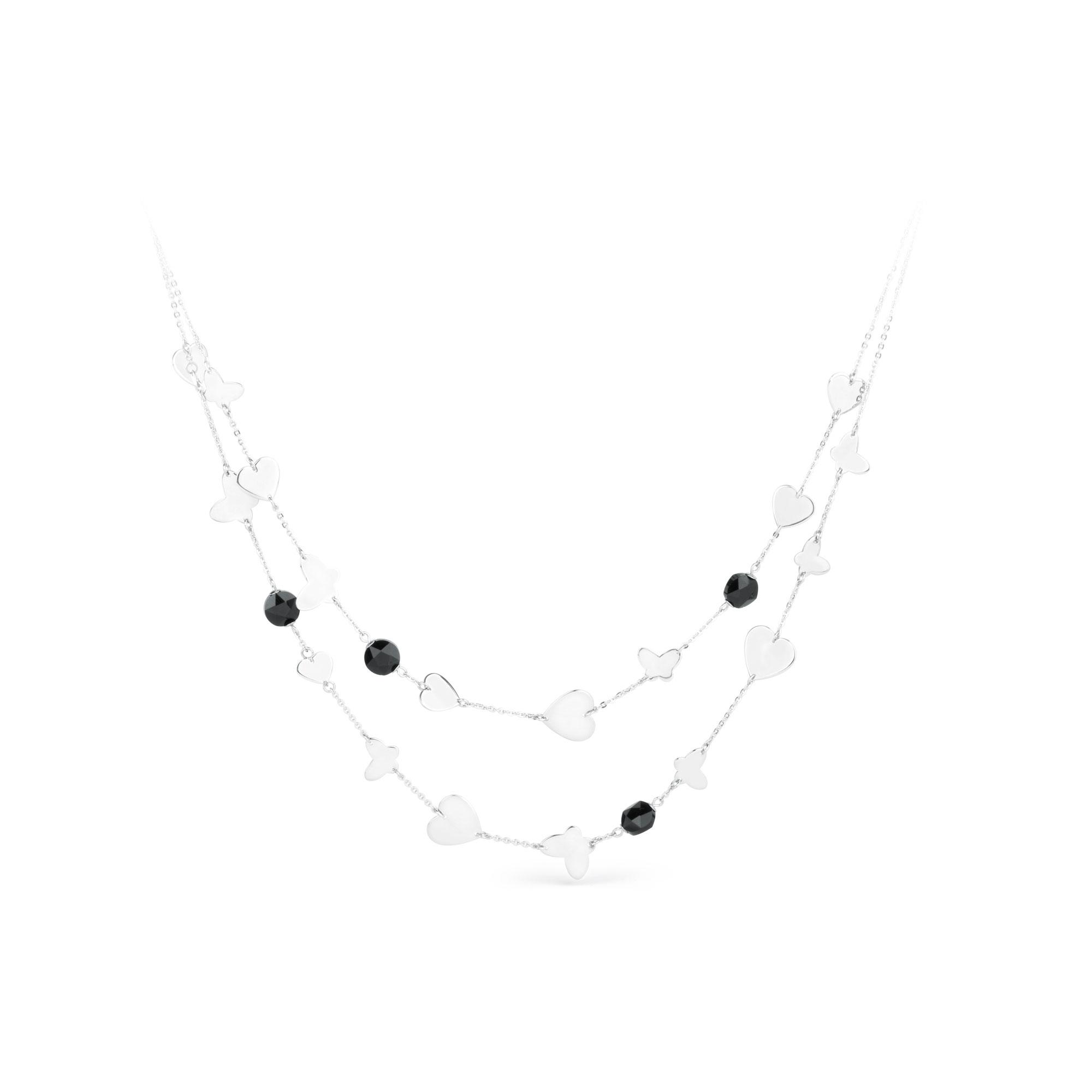 collana-sagapò-noir-cuori-farfalle-clessidra-jewels